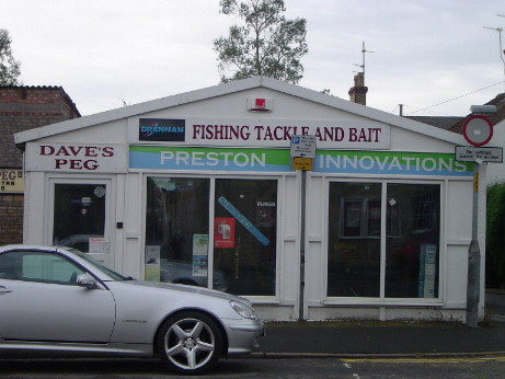 Dave's Peg Angling Centre